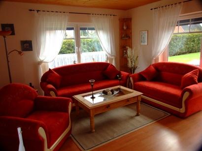 haus watt nblick ausstattung. Black Bedroom Furniture Sets. Home Design Ideas